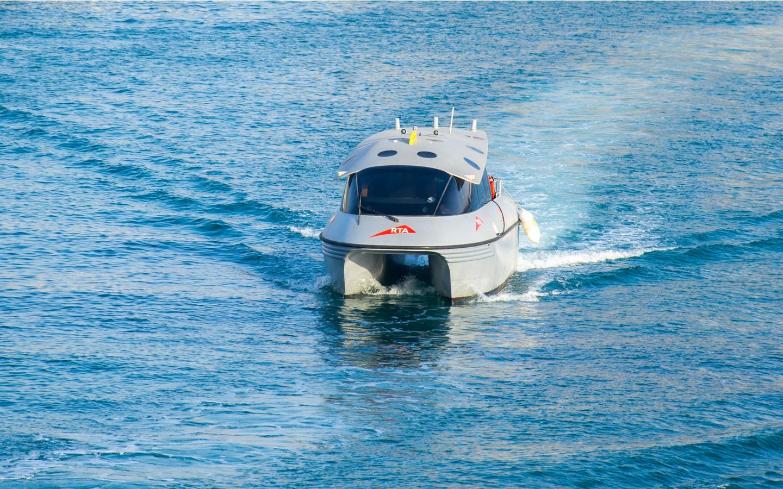 RTA Water Taxi in Dubai