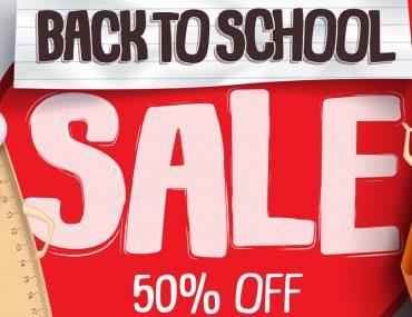 Back to school deals in Dubai
