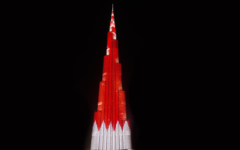 الإمارات تستعد للاحتفال بمناسبة اليوم الوطني البحريني 49 ماي بيوت