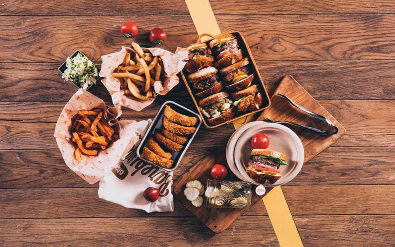 Bareburger non GMO food