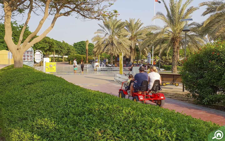 Barsha Pond Park - Best Parks in Dubai
