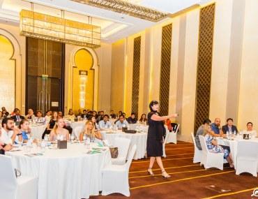 August 8th 2017 in Anantara Hotel Abu Dhabi Bayut Academy workshop for the estate agents of Abu Dhabi
