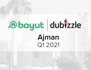 Bayut and dubizzle's Q1 2021 Ajman property market report