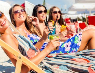 best beach clubs in Abu Dhabi