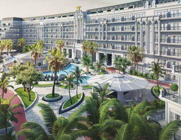 Benessere apartment development by Vincitore Real Estate