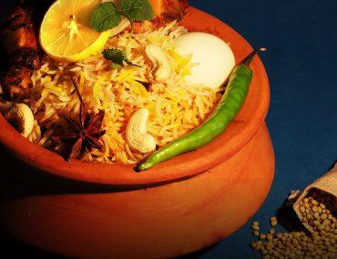 chicken biryani is one of the best biryanis in Sharjah