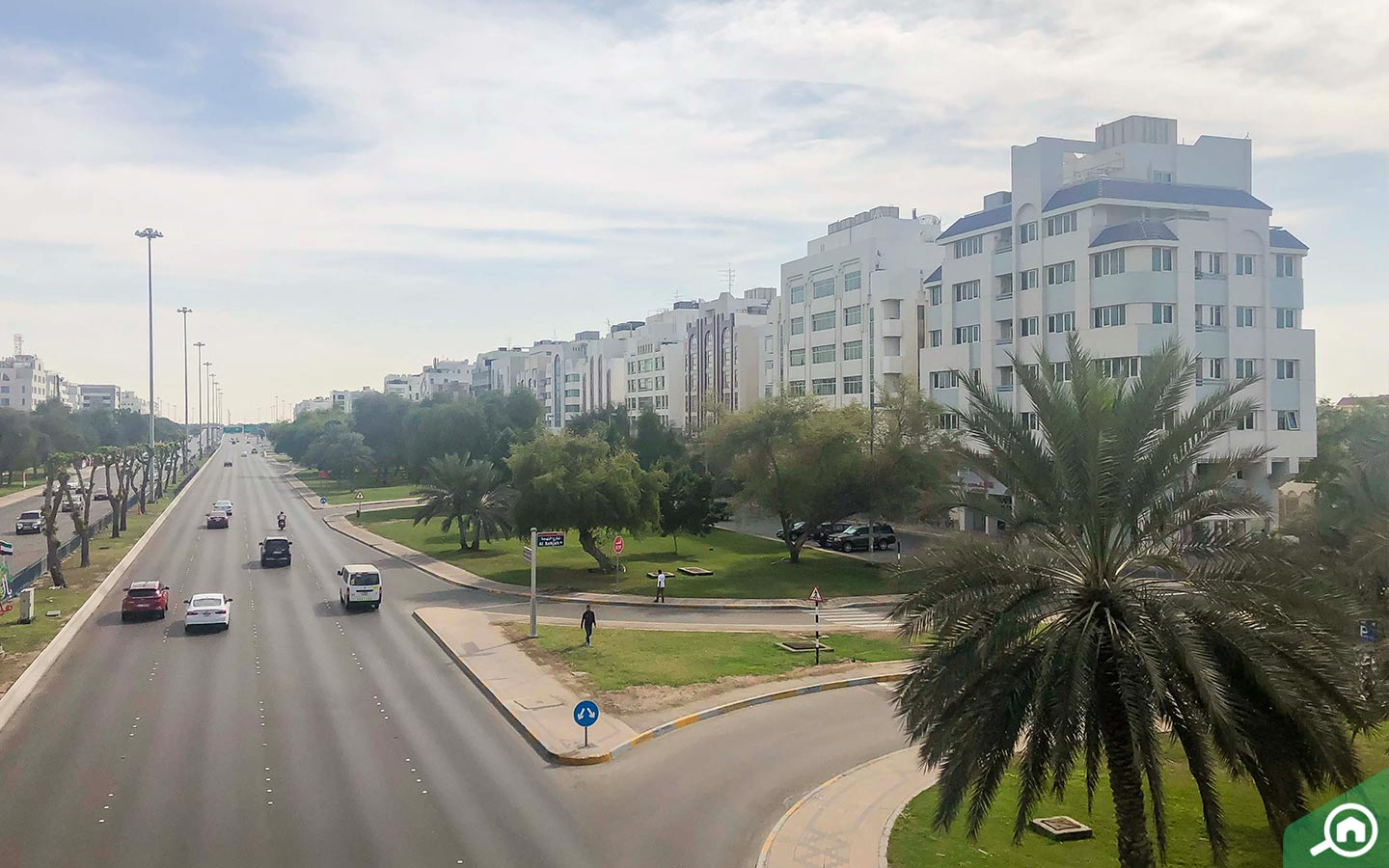 apartments with studios in Abu Dhabi