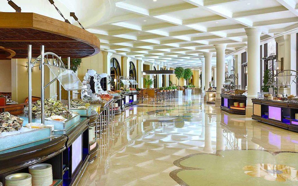 Giornotte, The Ritz-Carlton Abu Dhabi