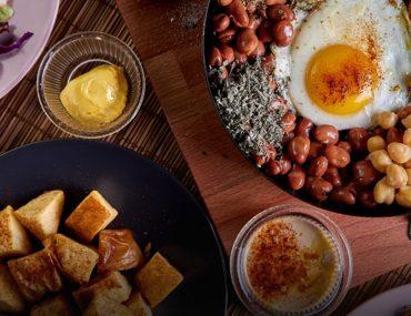 Breakfast suhoor