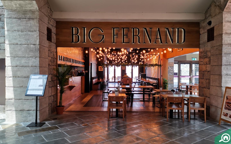 Big Fernand Dubai Outlet Village