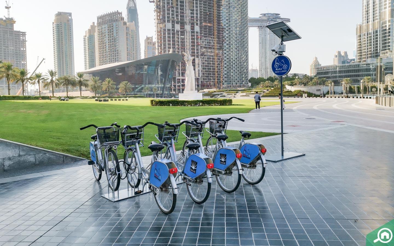 حديقة البرج أو برج بارك دبي متنفس سكان دبي بعيدا عن صخب المدينة ماي بيوت