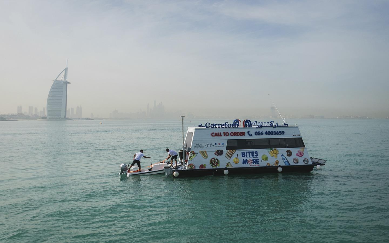 Sailing Boat Supermarket Dubai