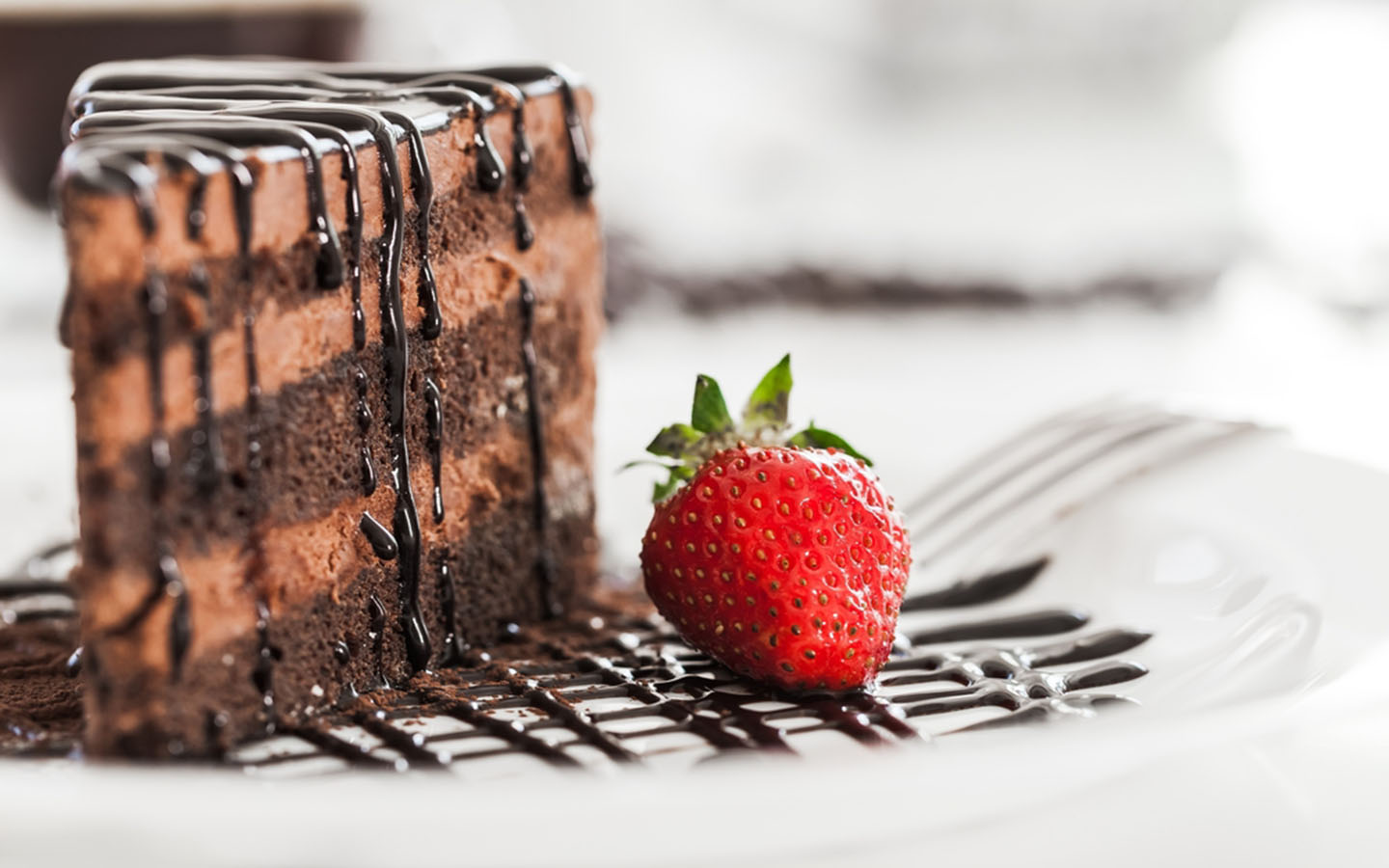 Blackout chocolate cake - Desserts in Abu Dhabi