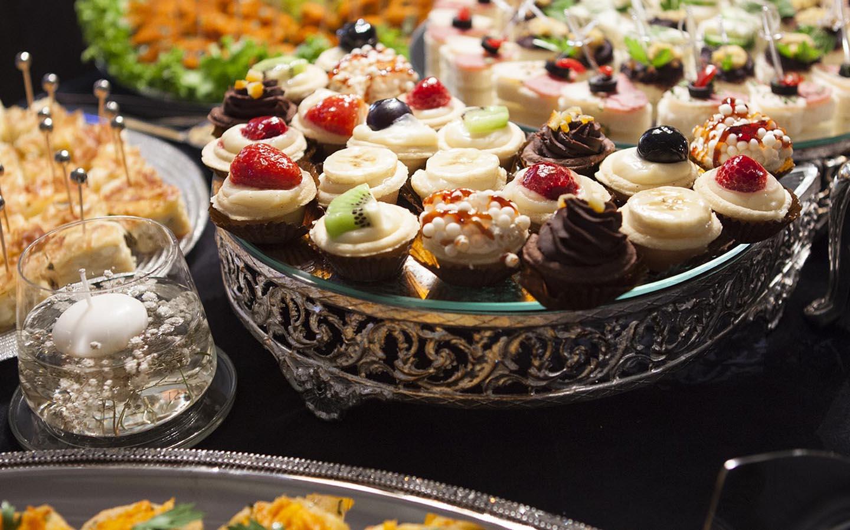 Bloomburys desserts