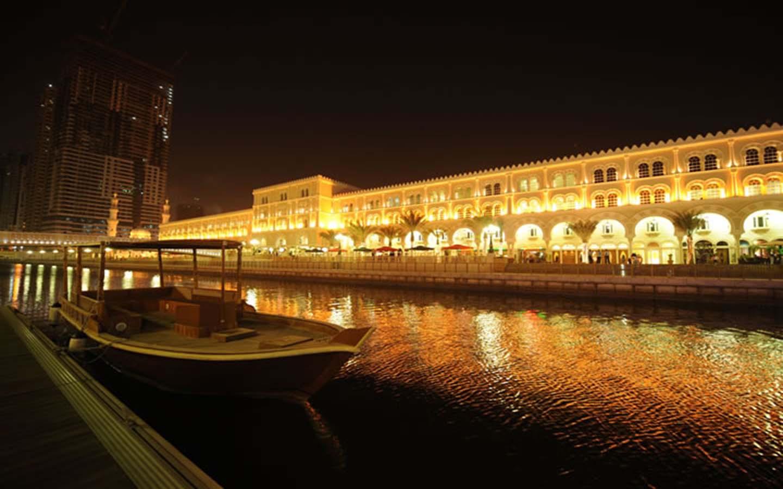 Sharjah Boat Riding in Al Qasba