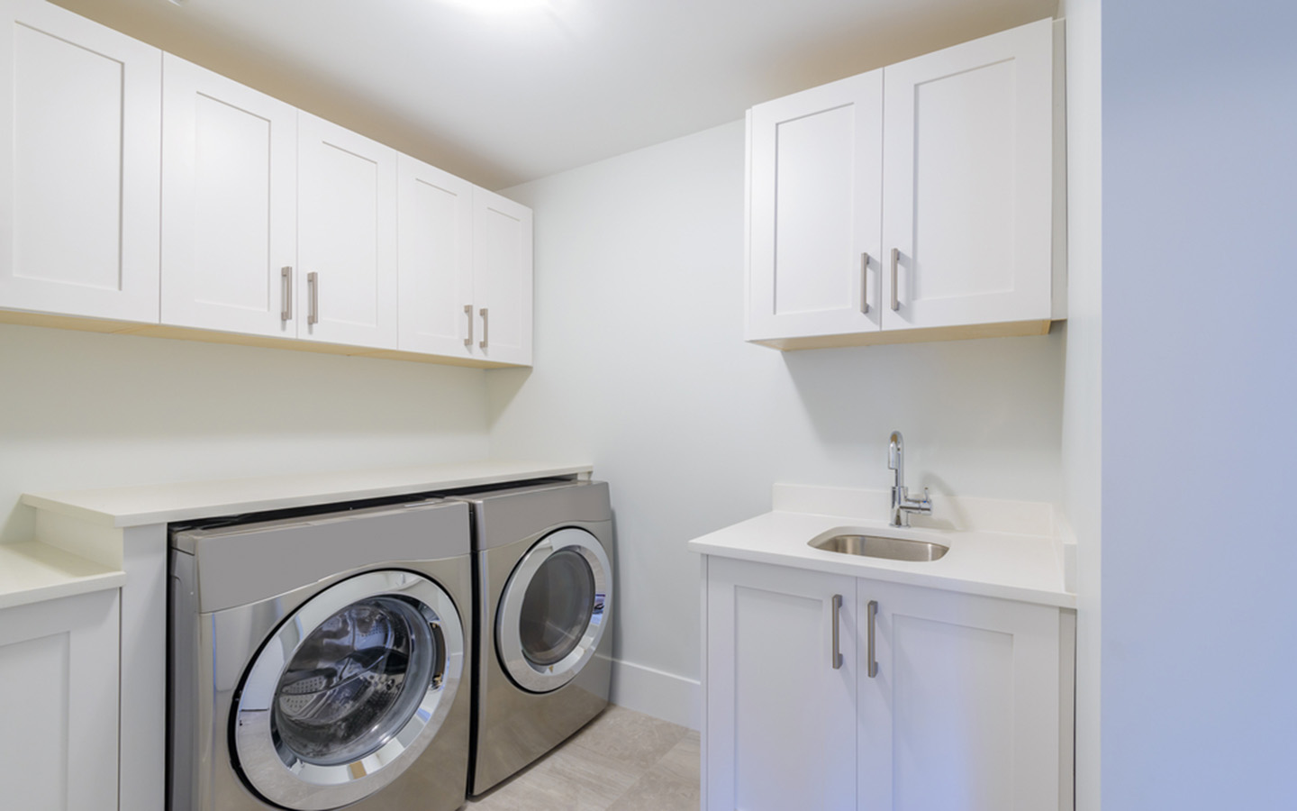 8 Practical Laundry Room Ideas For Space Efficient Design Mybayut