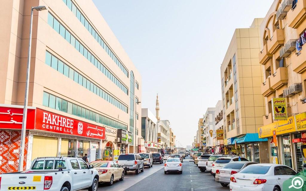 Bur Dubai residential properties
