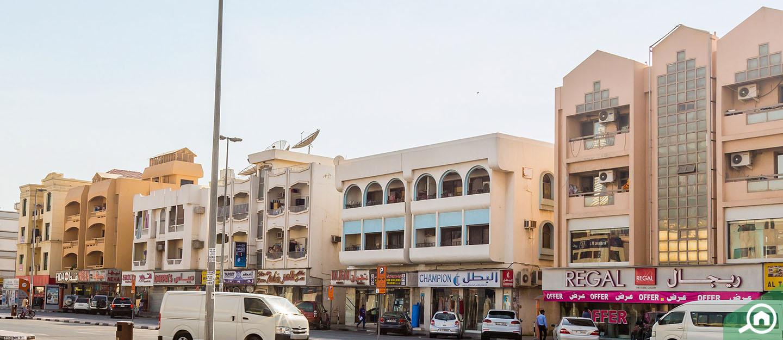 Apartments for rent in Bur Dubai