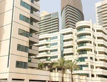 السكن في بر دبي