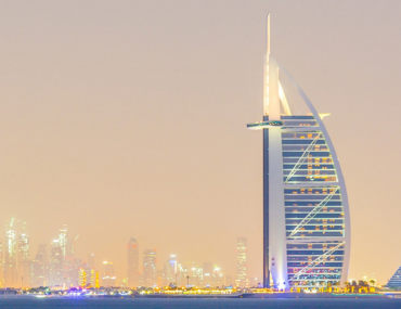 View of Burj Al Arab