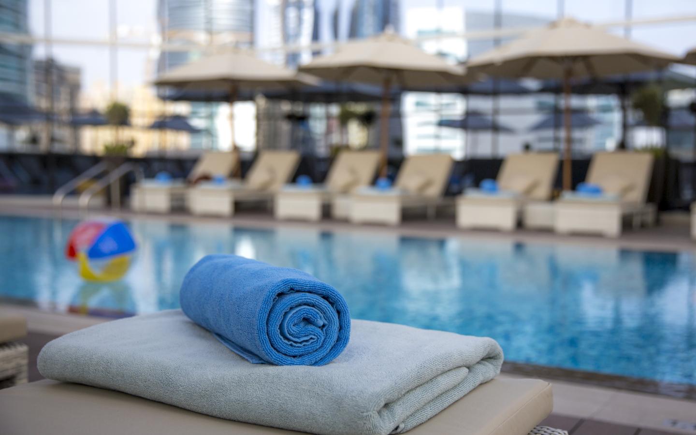 Burj Club in Downtown Dubai