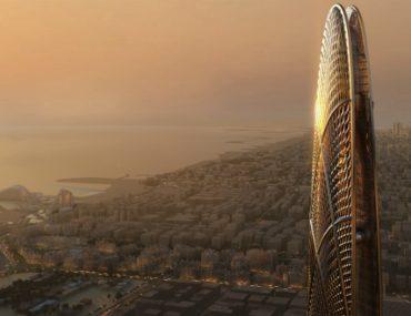 Burj Jumeira tower