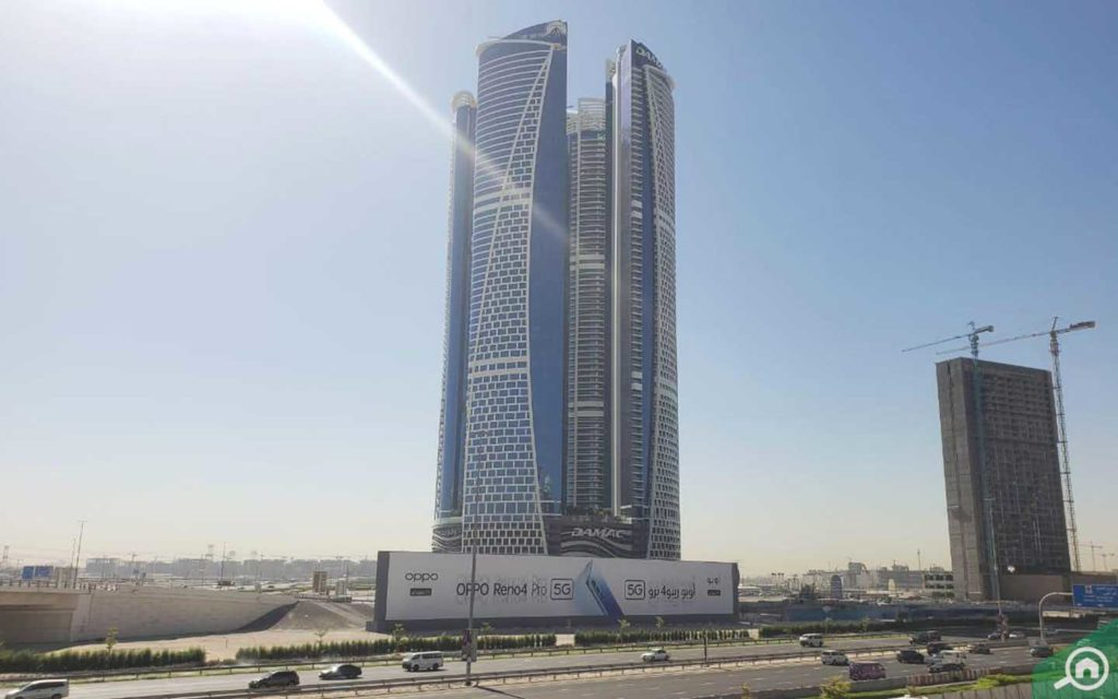 DAMAC Towers by Paramount, one of the DAMAC new projects Dubai