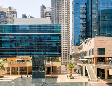 Business Bay is a place to rent offices in Dubai