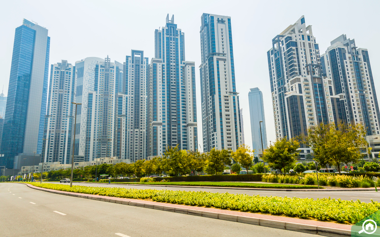 Residential Buildings in Business Bay