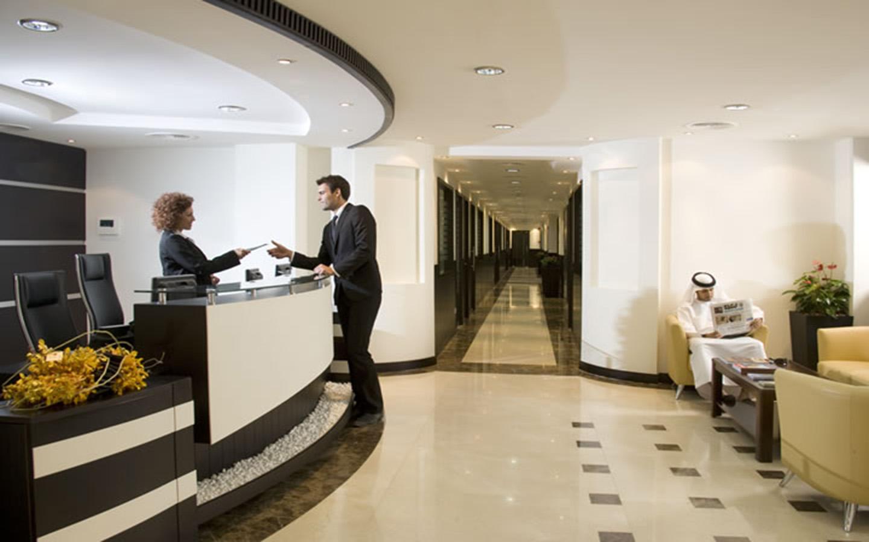 Al Qasba Business Centre