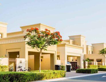 افضل مناطق شراء فلل 5 غرف في دبي