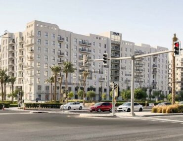 View of one of the best places to buy property in town square