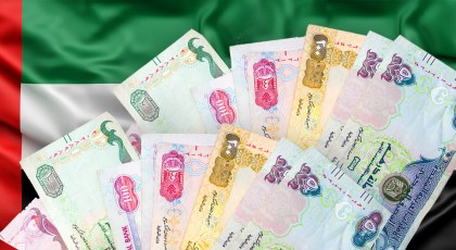 UAE currency rates to inr and others