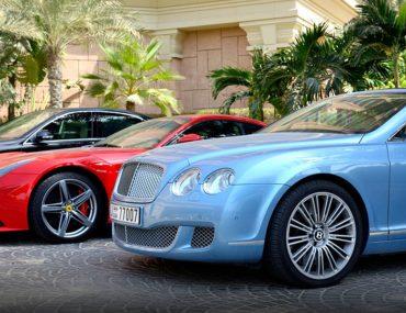 Dubai car clubs