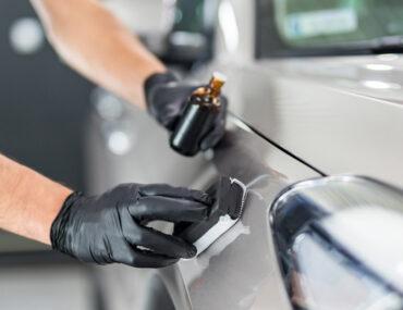 car detailing in Dubai