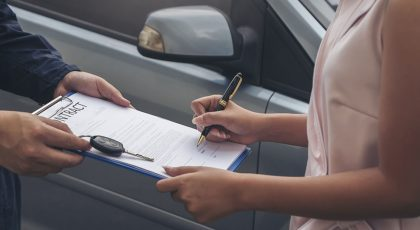 All About Car Registration In Abu Dhabi Fees Process More