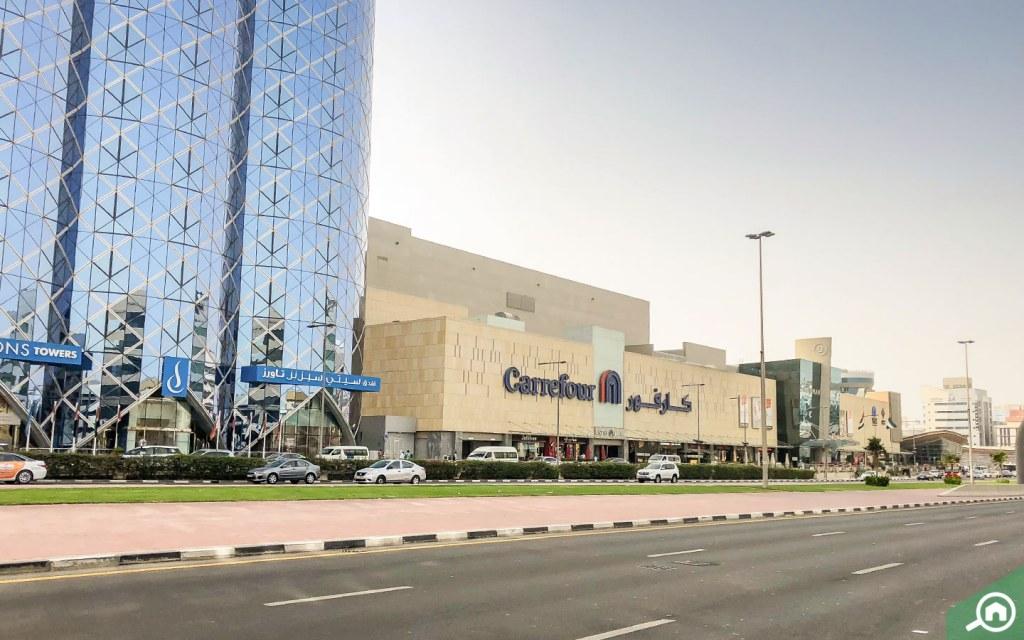 Carrefour Burjuman Mall Dubai