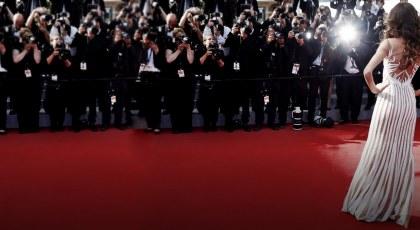 Celebrity glamour
