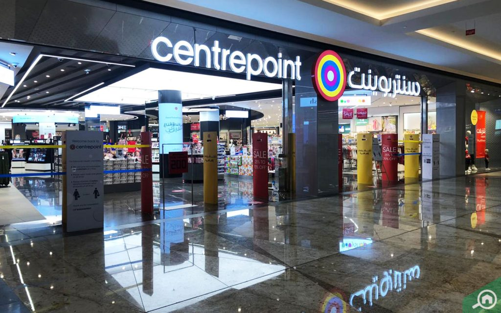 Centrepoint at Oasis Mall
