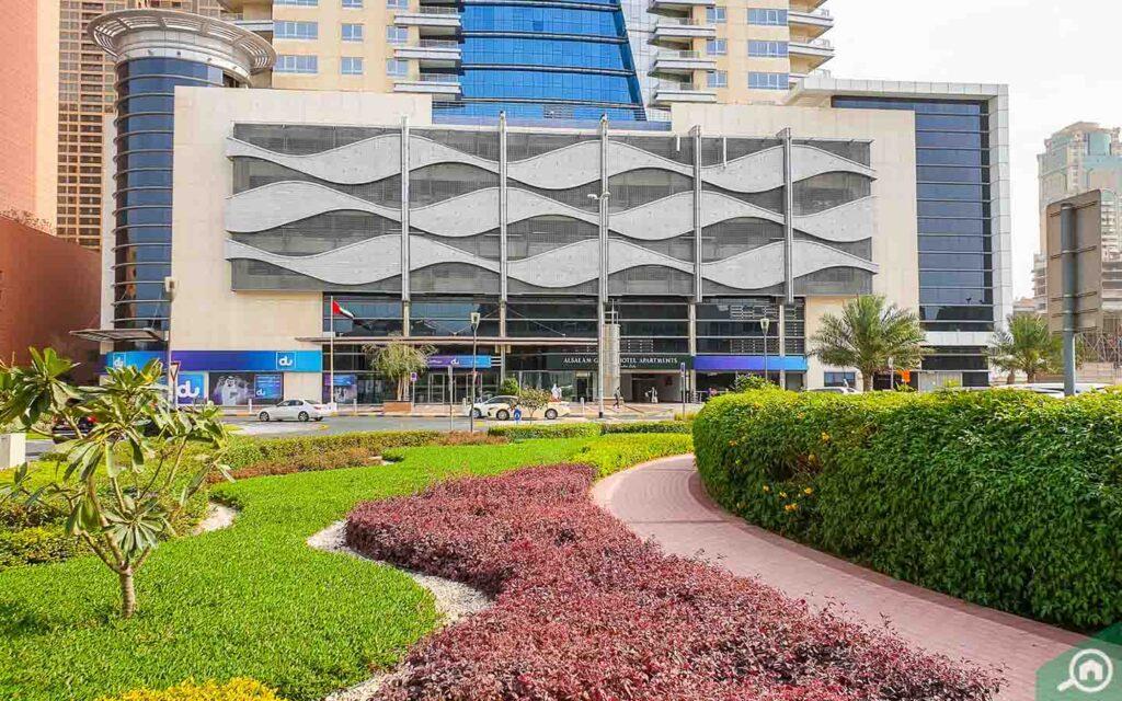Building in Al Barsha