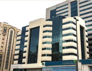 Buildings in Sharjah