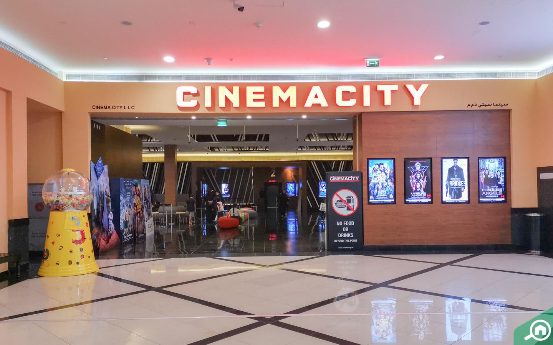 Cinema City at Arabian center