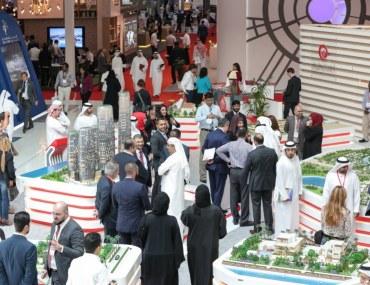 Participants at an earlier Cityscape Abu Dhabi