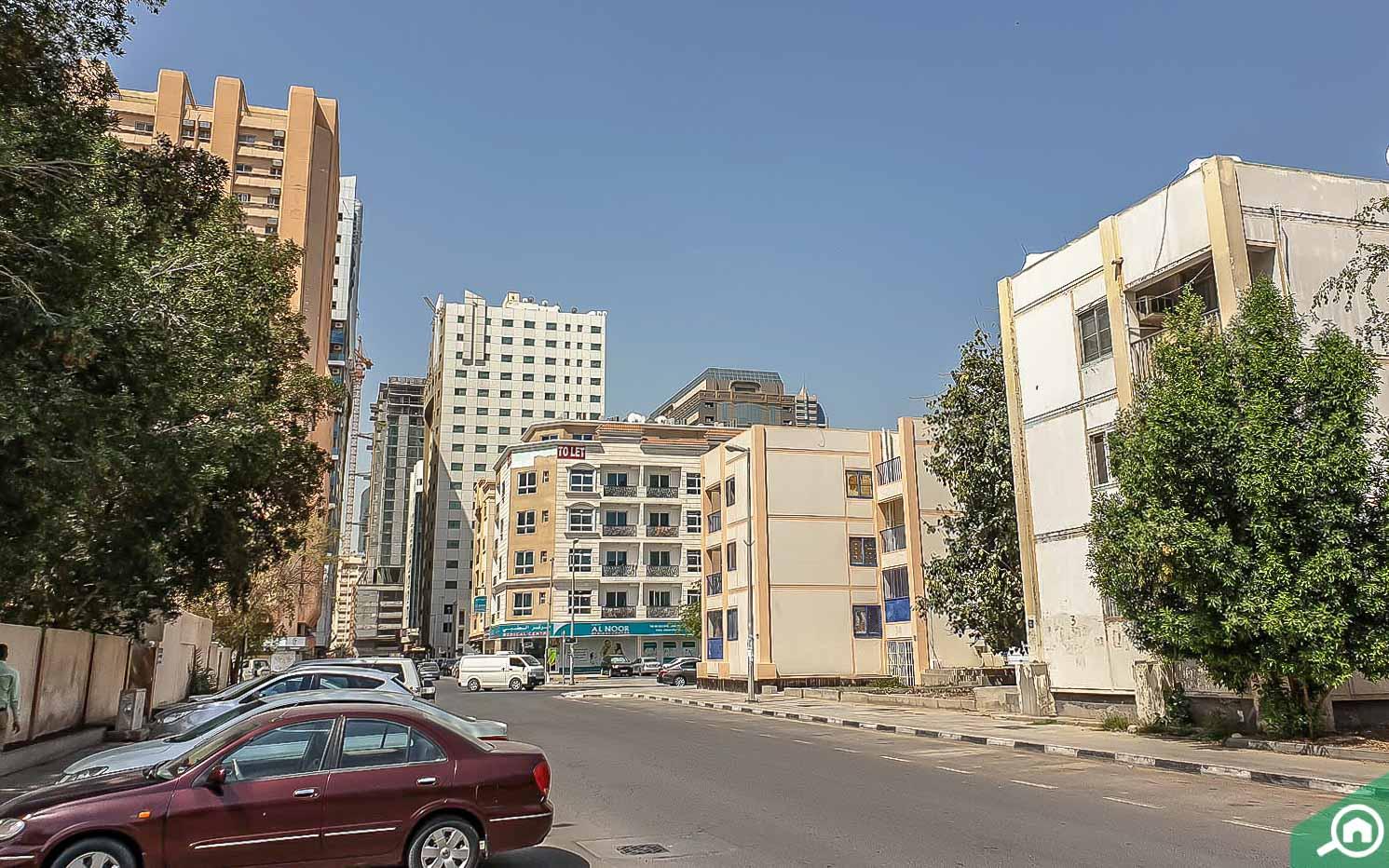 Abu Shagara apartments