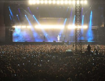 Upcoming concerts Abu Dhabi