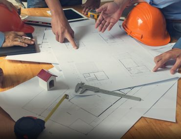 planning for construction work