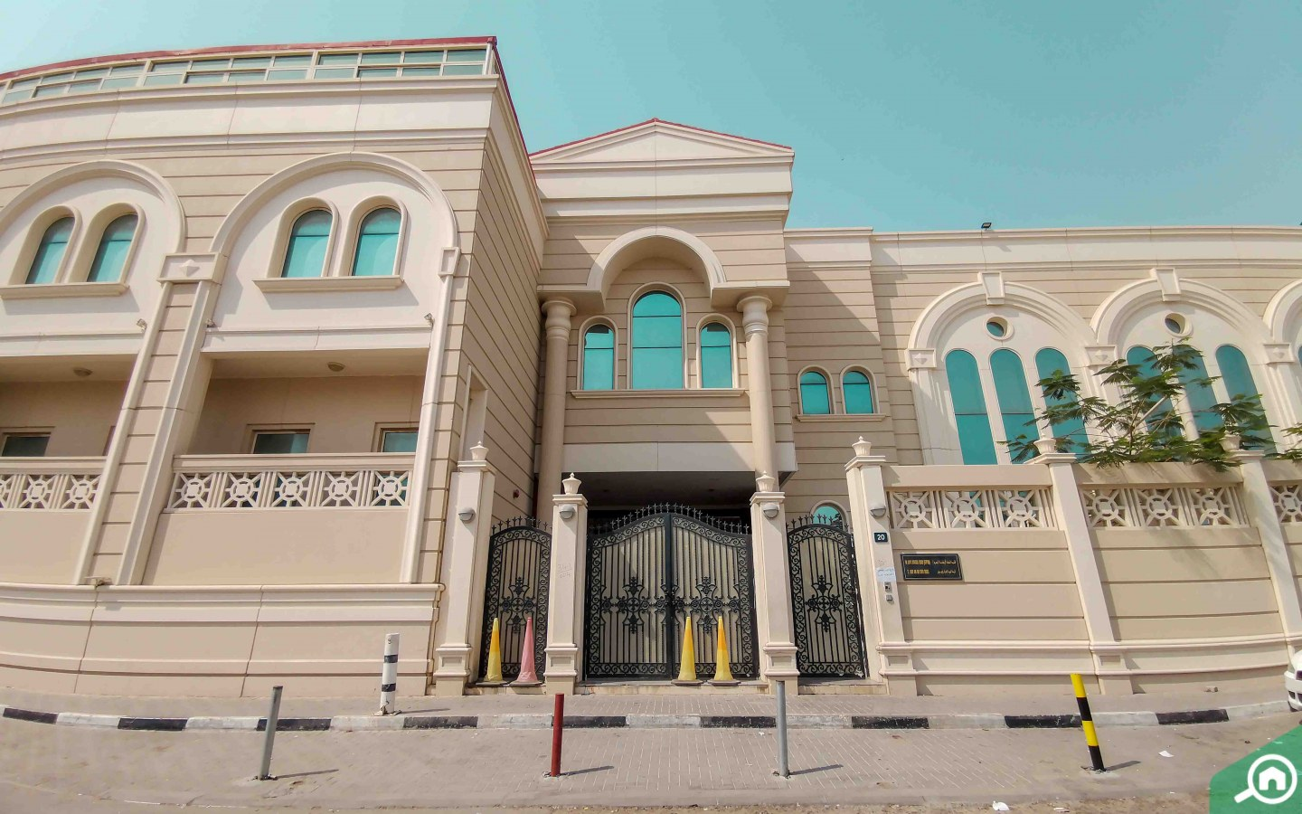 Egyptian Coptic Church in Sharjah