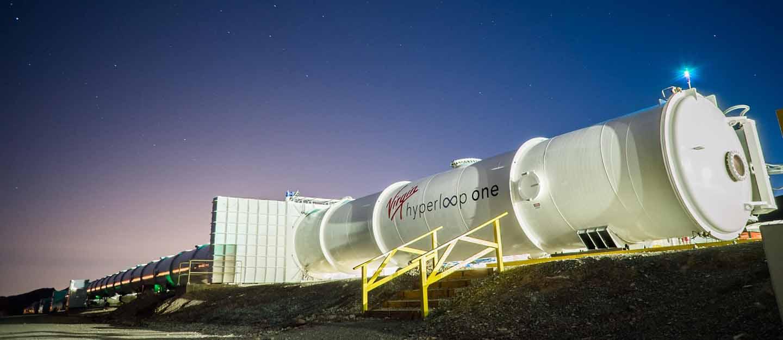 hyperloop column