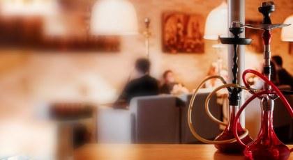 مقهى شيشة