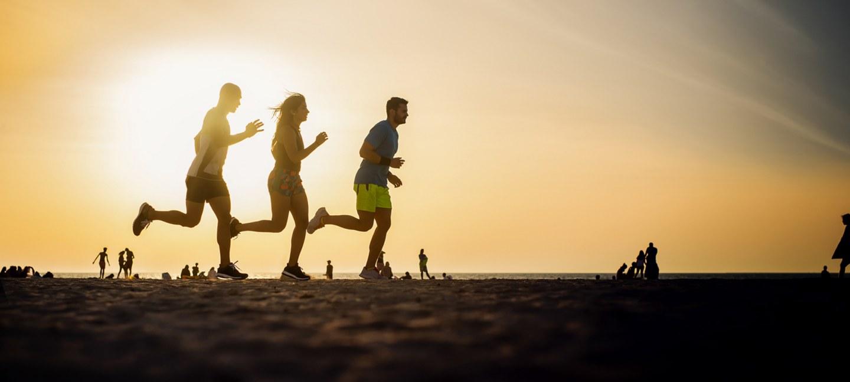 أبرز 10 وجهات لممارسة رياضة المشي والركض في دبي
